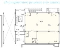 Подъезд 8, этаж 1